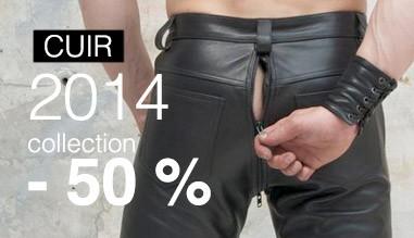 Destockage cuir